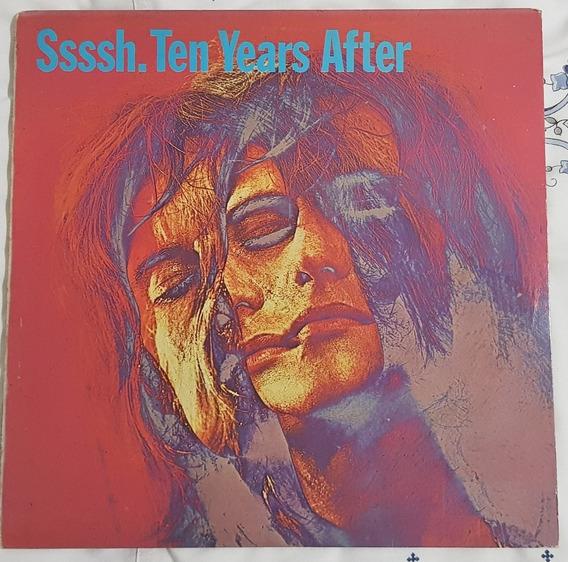 Lp Ten Years After - Sssh. (1969)