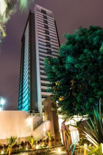 Apartamento Para Venda Em São Paulo, Vila Gomes Cardim, 1 Dormitório, 1 Banheiro - Cap2782_1-1273234