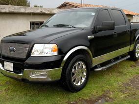 Ford Lobo 4.6 Xlt Cabina Doble 4x2 Crew Cab Nacional
