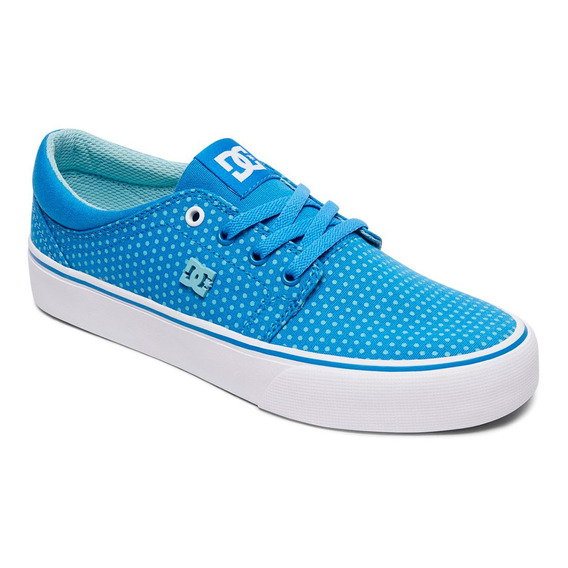 Tenis Mujer Trase Tx Sp Skate Dc Shoes Azul