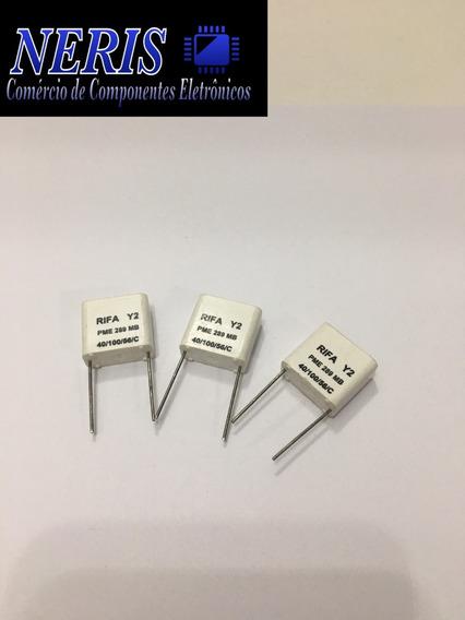 Capacitor Pme289mb22k Rifa (01 Pç.)
