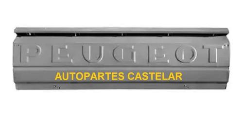 Imagen 1 de 5 de Porton De Caja Peugeot 504 Pick Up Excelente Calidad