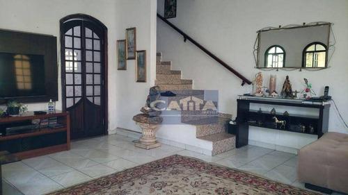 Imagem 1 de 23 de Sobrado Com 3 Dormitórios À Venda, 246 M² Por R$ 638.000,00 - Penha - São Paulo/sp - So14183