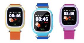 Relógio Smartwatch Q90 Localizador Gps Criança Android Ios