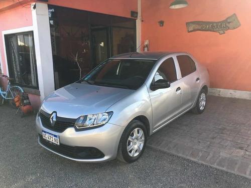 Imagen 1 de 8 de Renault Logan 1.6 Authe Plus Gnc 85cv 2018 46276082 U Mano