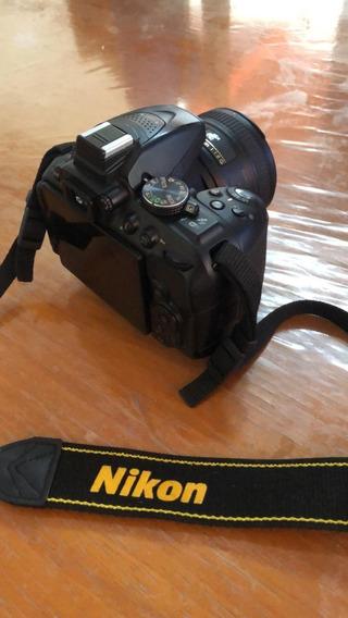 Nikon D5300 + 18-55mm