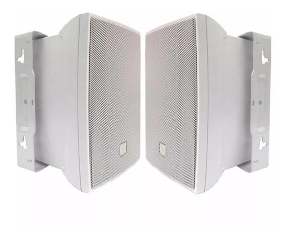 Caixa De Som Jbl Selenium Ambiente C521b Branco