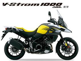 Suzuki V-strom 1000 2018/2019 Amarelo - 0km