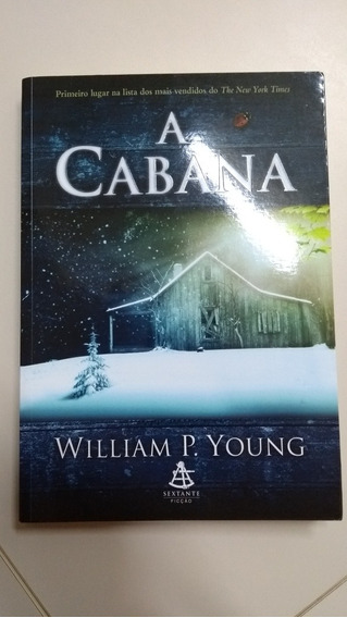 Livro A Cabana, De William P. Young