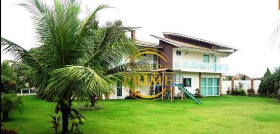 Casa Na Praia De Morro Branco - Ca1088