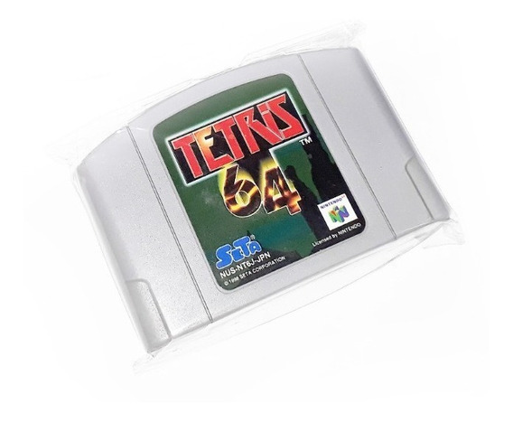 Tetris 64 - Nintendo 64