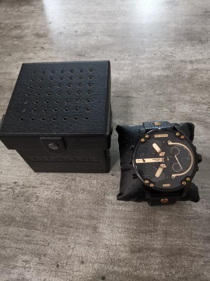 Reloj Diesel Mr. Daddy En Excelentes Condiciones