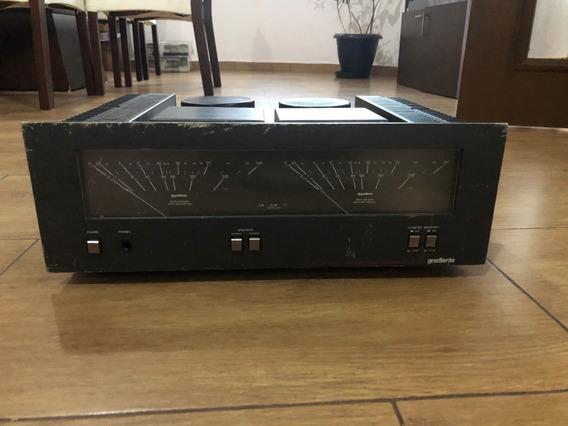 Amplificador Potência Gradiente Esotec Power Ha-ii Ha2 Usada