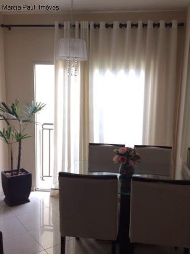 Imagem 1 de 10 de Apartamento No Parque Dos Rodoviários - Jundiaí. - Ap06225 - 69514556