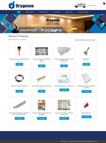 Wordpress Loja Virtual Woocommerce 2018 Completo