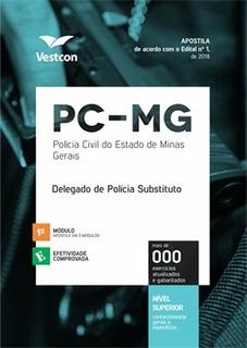 Apostila Vestcon Policia Civil No Mercado Livre Brasil