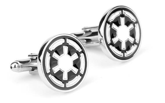 Mancuernillas Rebelion Imperio Galáctico Star Wars Boda