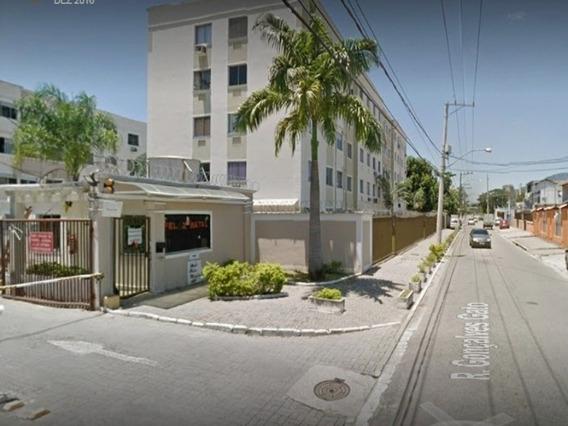Centro/ Belford Roxo. Apartamento 2 Quartos, Garagem E Lazer. - Ap00205 - 32690821