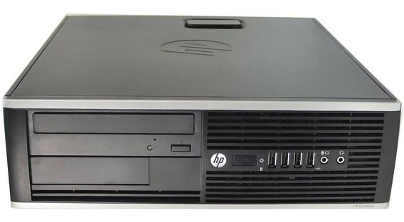 Pc Cpu Hp Elite Intel Core I5 6gb Ssd 240gb Dvd Wifi