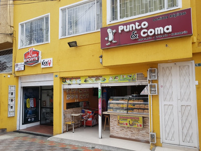 Vendo.... Cafeteria, Fruteria Y Comidas Rapidas En Chapinero