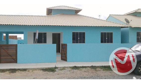 Casa Em Guaratiba, 3 Quartos ( 01 Suite ) - Ca0196