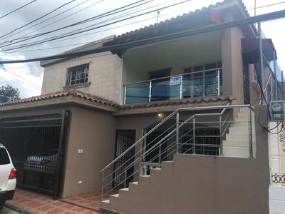 Hermosa Casa Nueva En Alquiler En Autopista De San Isidro