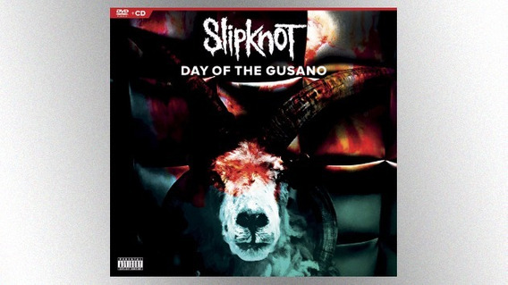 Slipknot Day Of The Gusano Live In Mexico Cd + Dvd Nuevo