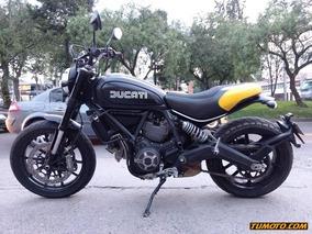 Ducati Scrambler Full Throtle