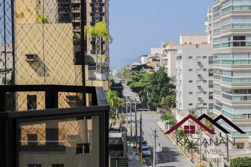 Imagem 1 de 15 de Vende-se Cobertura Duplex Guarujá - 1166