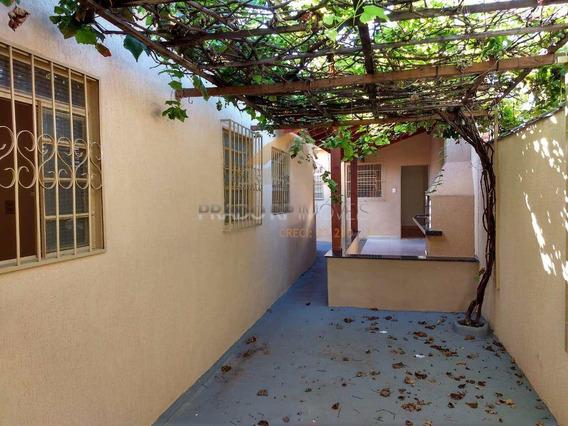 Casa Com 3 Dorms, Campos Elíseos, Ribeirão Preto - R$ 260 Mil, Cod: 56168 - V56168