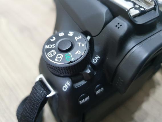 Câmera Canon Eos 70d - Novíssima