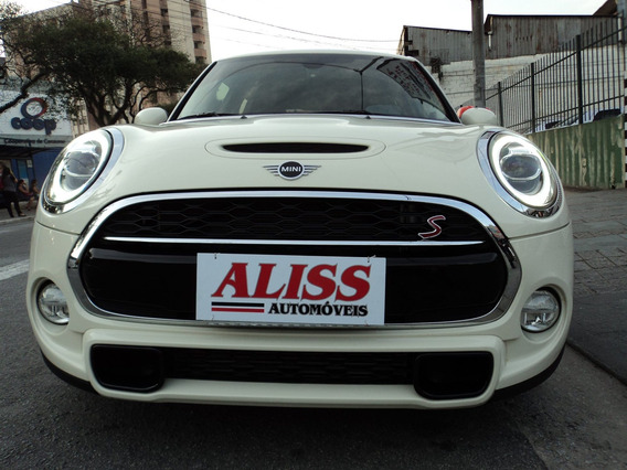 Mini Cooper 2.0 16v Twinpower Gasolina S 4p Steptronic