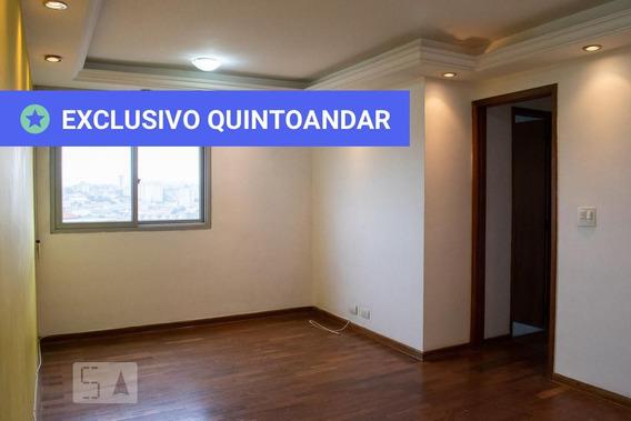 Apartamento No 8º Andar Com 2 Dormitórios E 1 Garagem - Id: 892913901 - 213901