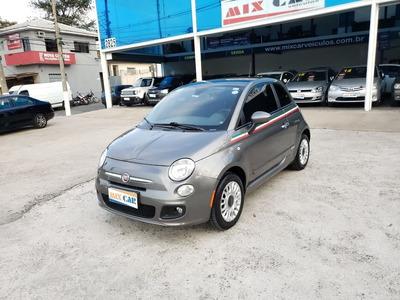 Fiat 500 Sport Air 2012 Automático Novíssimo 2 Dona