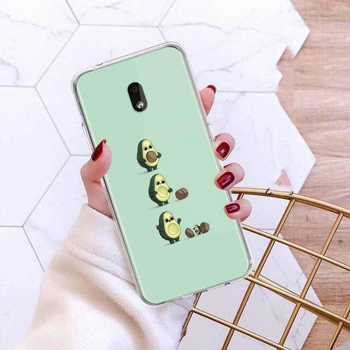 Funda Estuche Forro Avocado - Aguacate Xiaomi Nokia Asus