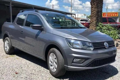 Volkswagen Saveiro Cabina Doble Comfortline My 2021 0 Km 9