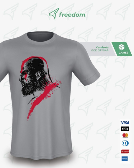 Camiseta God Of War
