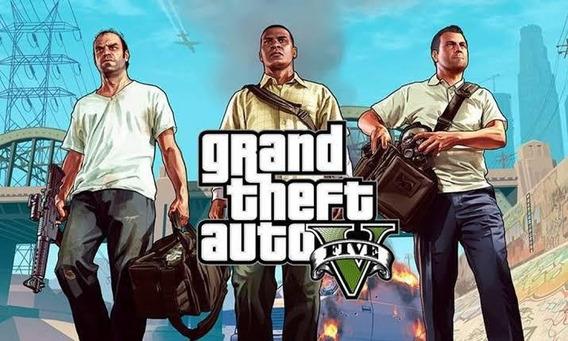 Gta V Mídia Digital Sem Licença Xbox 360