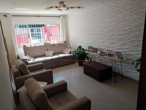 Imagem 1 de 21 de Casa À Venda, 180 M² Por R$ 875.000,00 - Jardim São Paulo(zona Norte) - São Paulo/sp - Ca0540