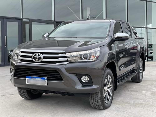 Imagen 1 de 13 de Toyota Hilux 2.8 Cd Srx 177cv 4x4 2018