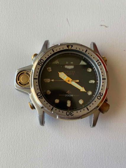 Relógio Citizen Japonês Co22 ( Sucata)
