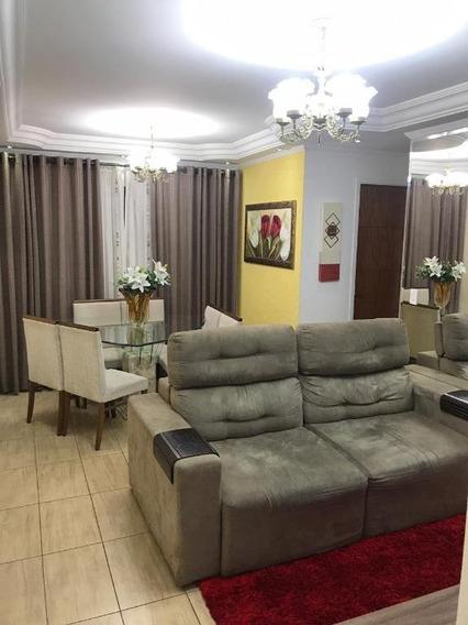 Apartamento Com 2 Dormitórios À Venda, 58 M² - Vila Milton - Guarulhos/sp - Ap7223