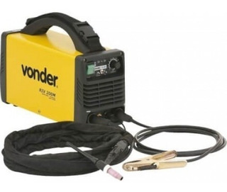Retificador Inversor Monofásico 50/60 Hz Riv 200m 220v Vonde