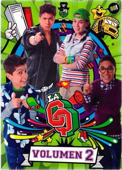 La Cq Volumen 2 La Secu Serie Dvd