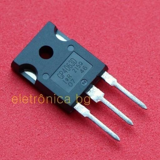 Gp4063 Igbt Irgp4063 Gp4063d Original Kit Com 6