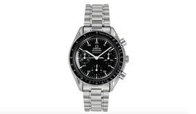 Relógio Omega Speedmaster Reduced Cronógrafo Automático Aço