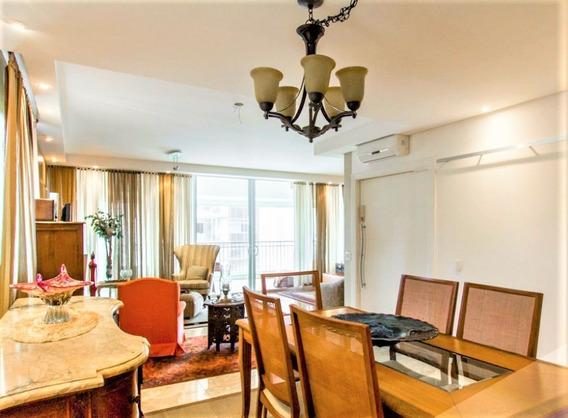 Apartamento Em Higienópolis 1 ´por Andar. Rua Dr. Gabriel Dos Santos 11° Andar Apartamento Com 4 Dormitórios, 3 Suítes, 3 Vagas, Área Útil 190 M². - Ap00009 - 34231954