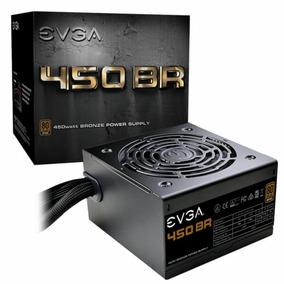 Fonte Evga Atx 450w 80 Plus Bronze 100br0450k1