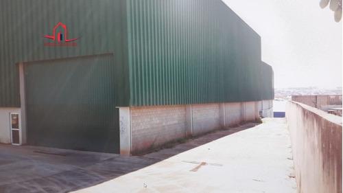 Galpão/pavilhão Para Alugar No Bairro Jardim Tulipas Em - 3569-2