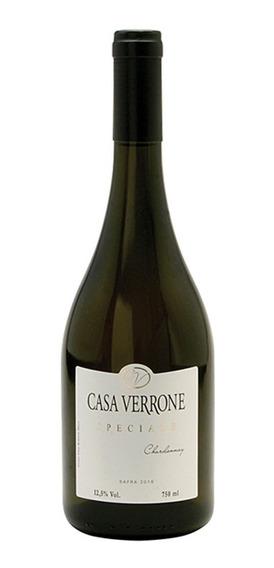 Vinho Nacional Casa Verrone Speciale Chardonnay - 750ml